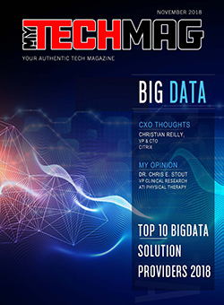 MYTECHMAG Magazine Big Data Edition Nov 2018