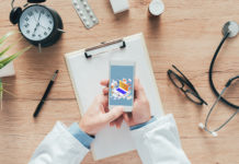 Apps in Healthcare - Connecting Patients with Care Providers