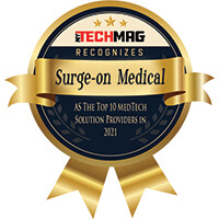 Surge-on Medical Logo